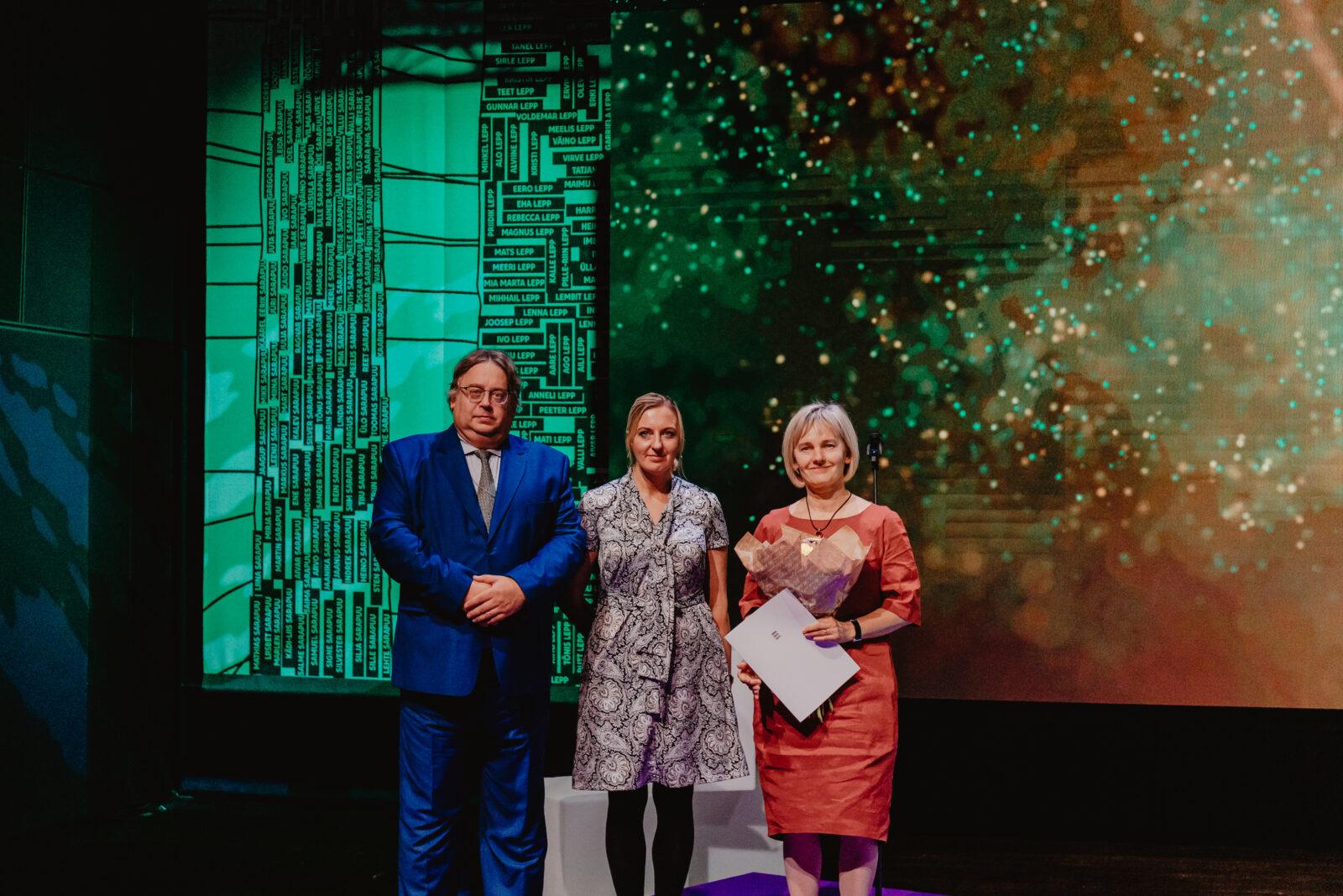 Silja Enok Edu ja Tegu aasta ettevõtlik õpetaja 2020